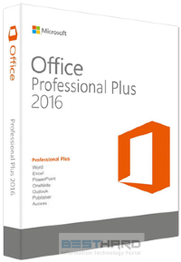 Microsoft Office 2016 Professional Plus SNGL OLP [79P-05552]