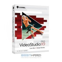 VideoStudio Pro X9 License (5-50) [LCVSPRX9ML2]