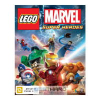 LEGO Marvel Super Heroes [PC, Jewel, русские субтитры] [1CSC20000889]