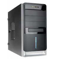Midi Tower InWin EC027Black  450W USB+Audio ATX