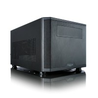 Корпус miniITX FRACTAL DESIGN Core 500, Midi-Tower, без БП,  черный